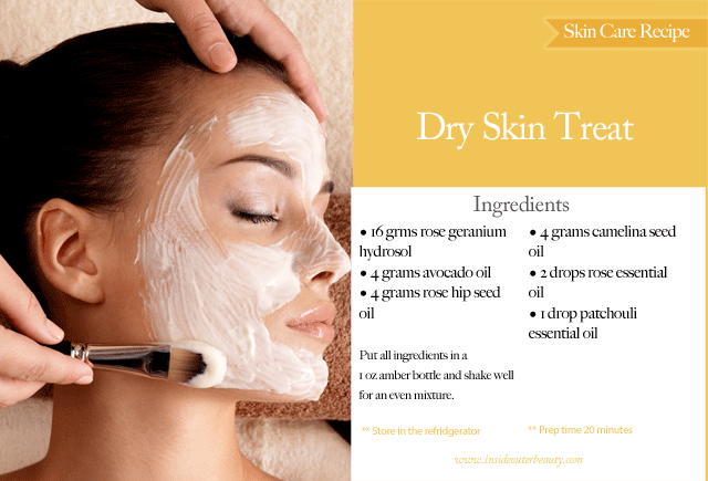 Dry Skin Elixir Treat