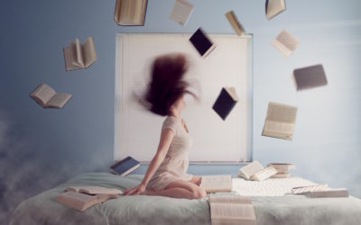 4 Books That Changed The Way I Show Up In Life